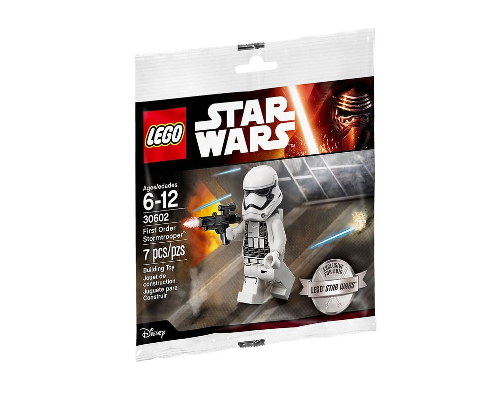 LEGO Set 30602-1 First Order Stormtrooper