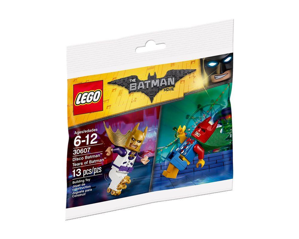 LEGO Set 30607-1 Disco Batman - Tears of Batman