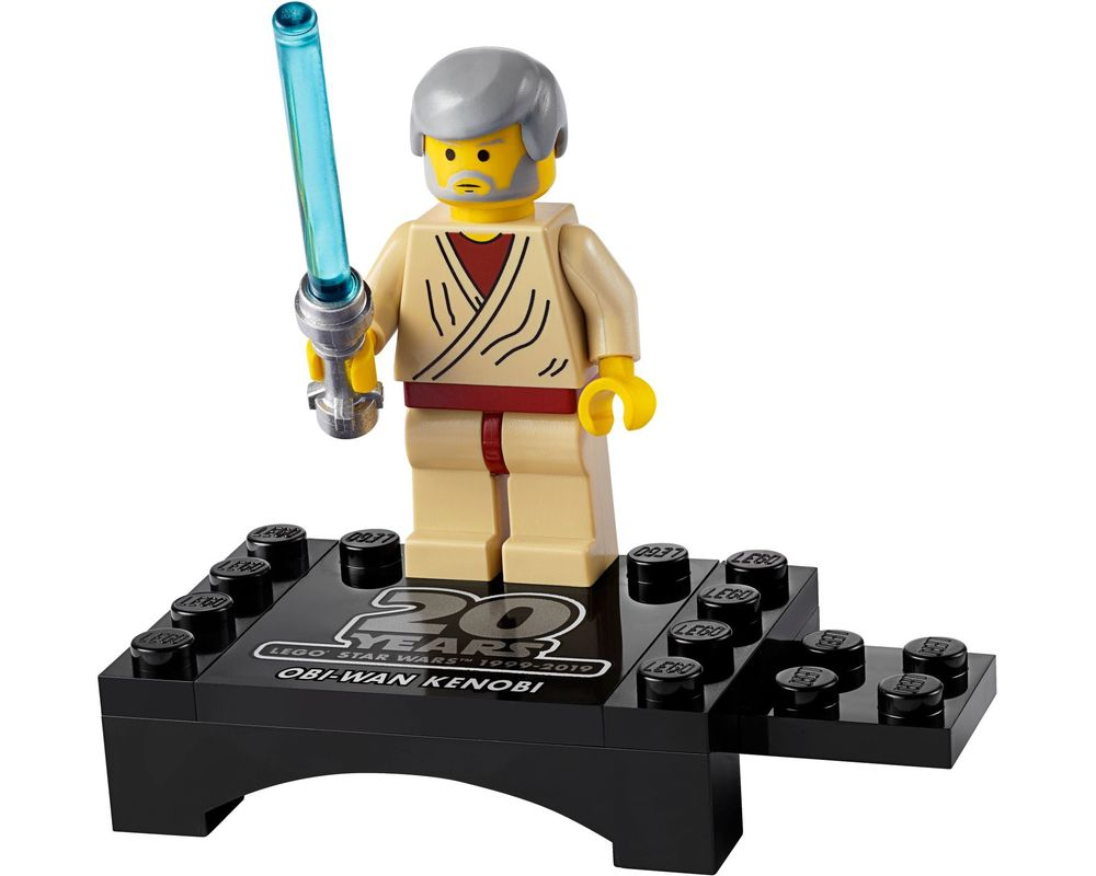 LEGO Set 30624-1 Obi-Wan Kenobi - Collectible Minifigure (Model - A-Model)