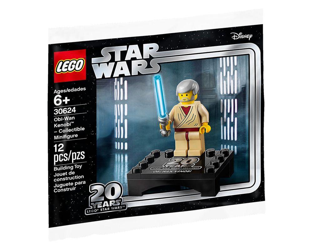 LEGO Set 30624-1 Obi-Wan Kenobi - Collectible Minifigure