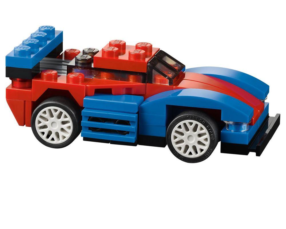 LEGO Set 31000-1 Mini Speeder