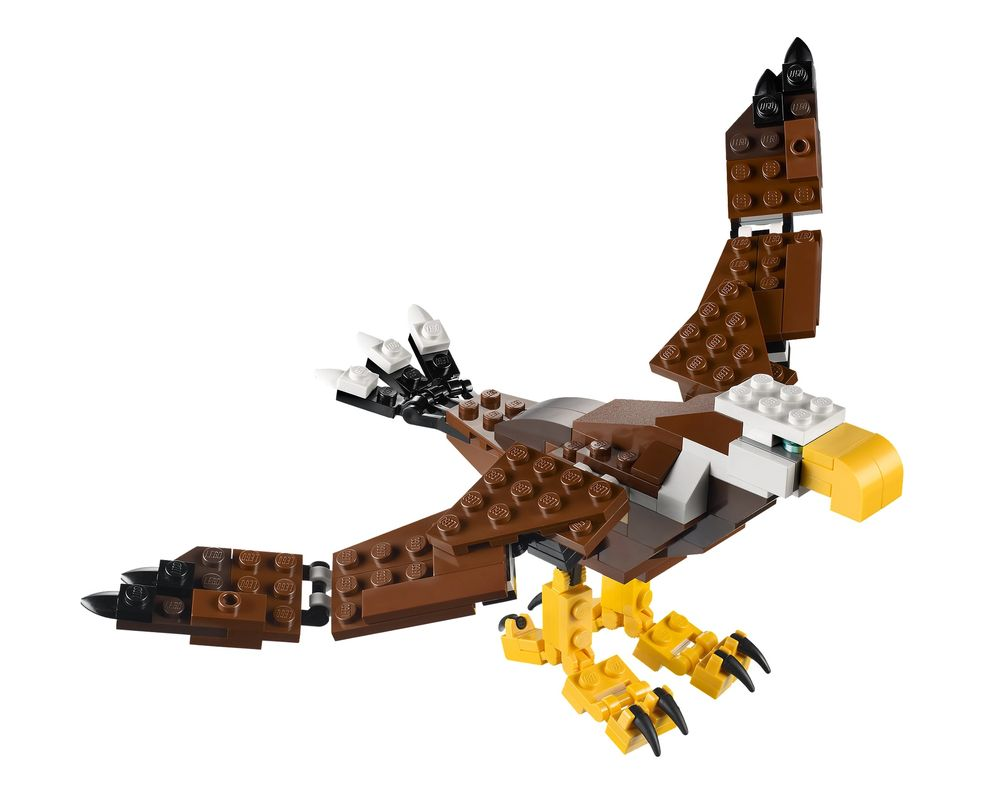 LEGO Set 31004-1 Fierce Flyer (Model - A-Model)