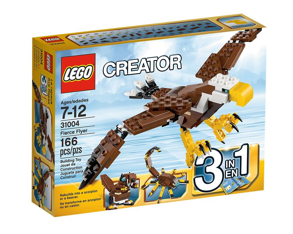 LEGO Set 31004-1 Fierce Flyer