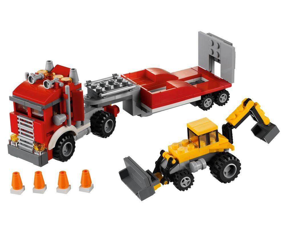 LEGO Set 31005-1 Construction Hauler (LEGO - Model)