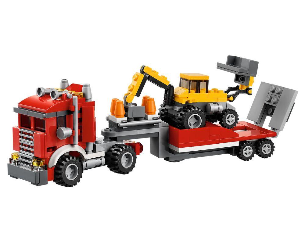 LEGO Set 31005-1 Construction Hauler