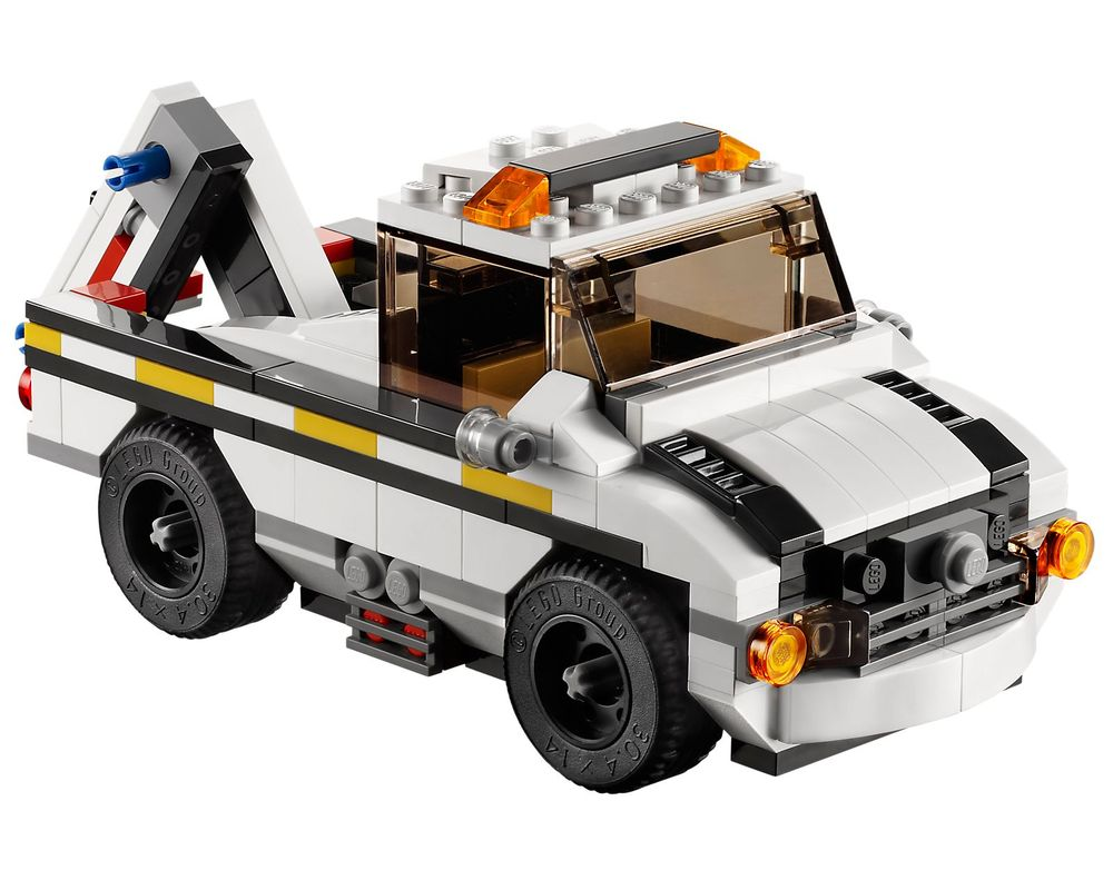 LEGO Set 31006-1 Highway Speedster