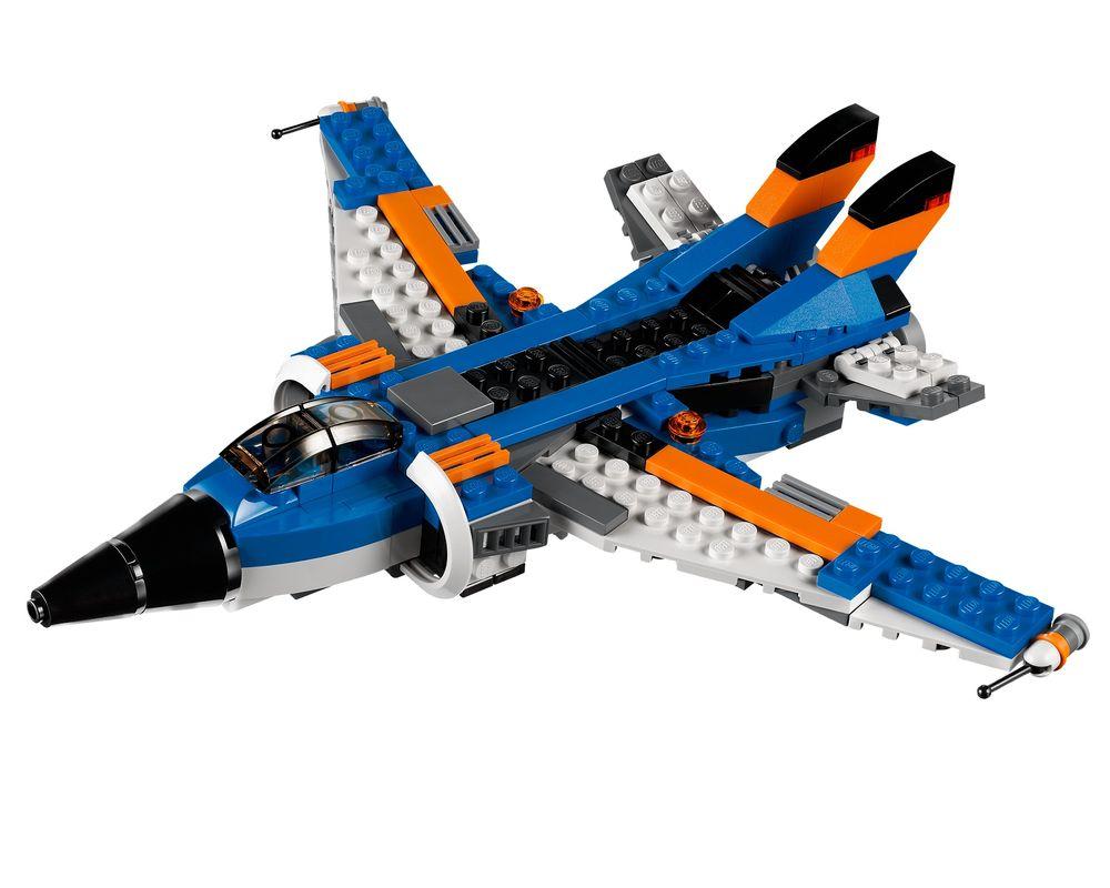 LEGO Set 31008-1 Thunder Wings (LEGO - Model)