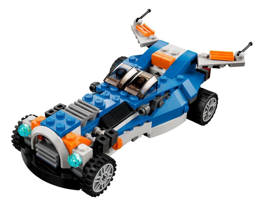 LEGO Set 31008-1 Thunder Wings