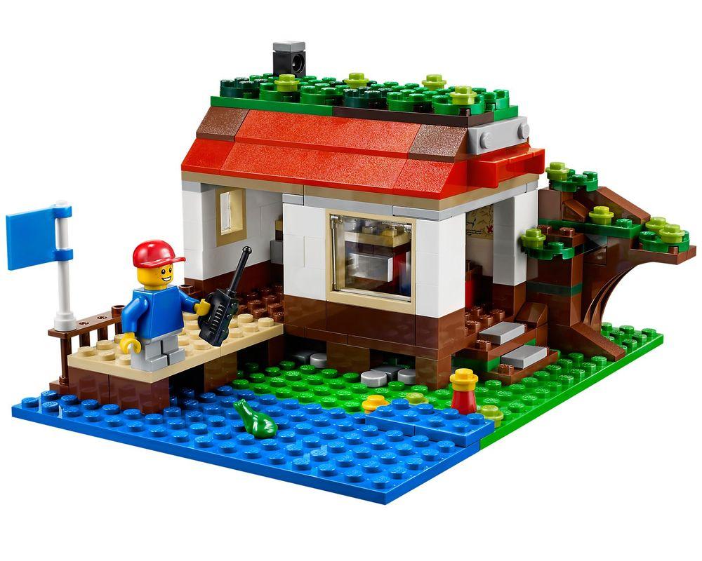 LEGO Set 31010-1 Treehouse