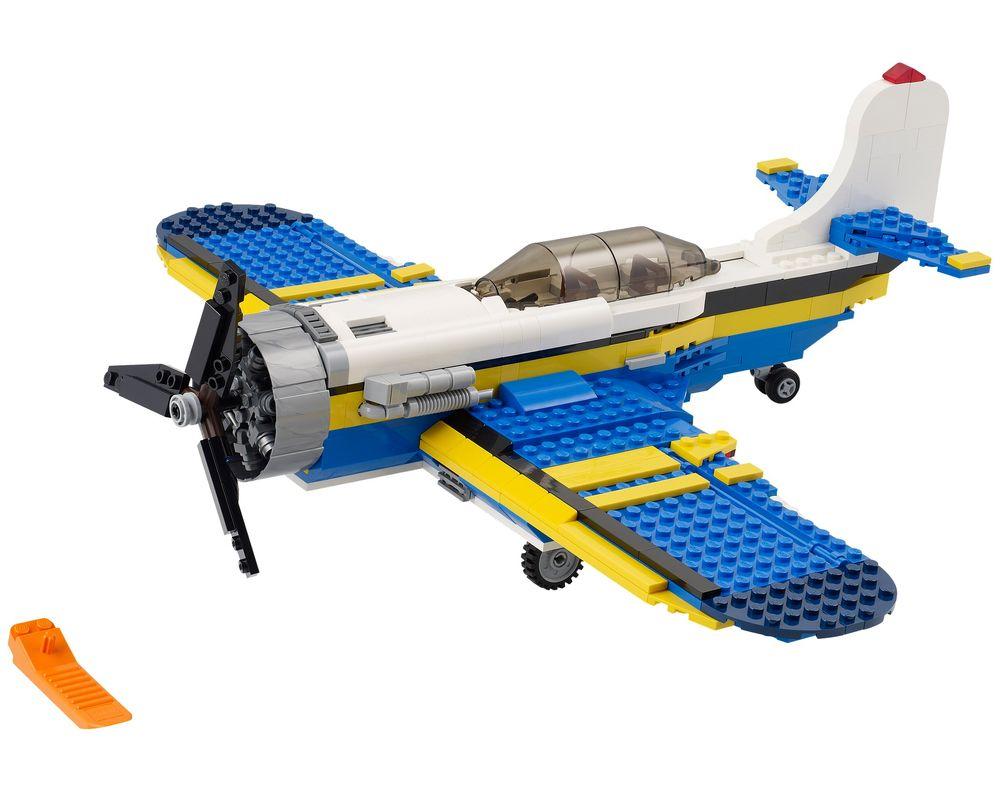 LEGO Set 31011-1 Aviation Adventures (Model - A-Model)