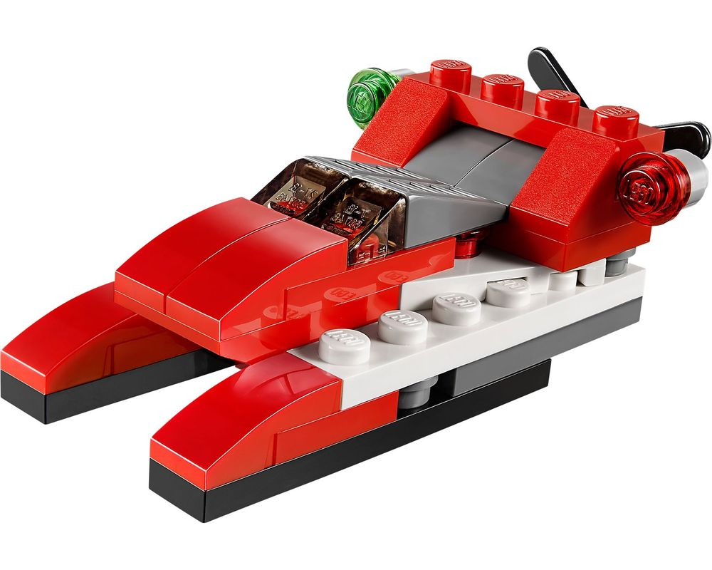 LEGO Set 31013-1 Red Thunder