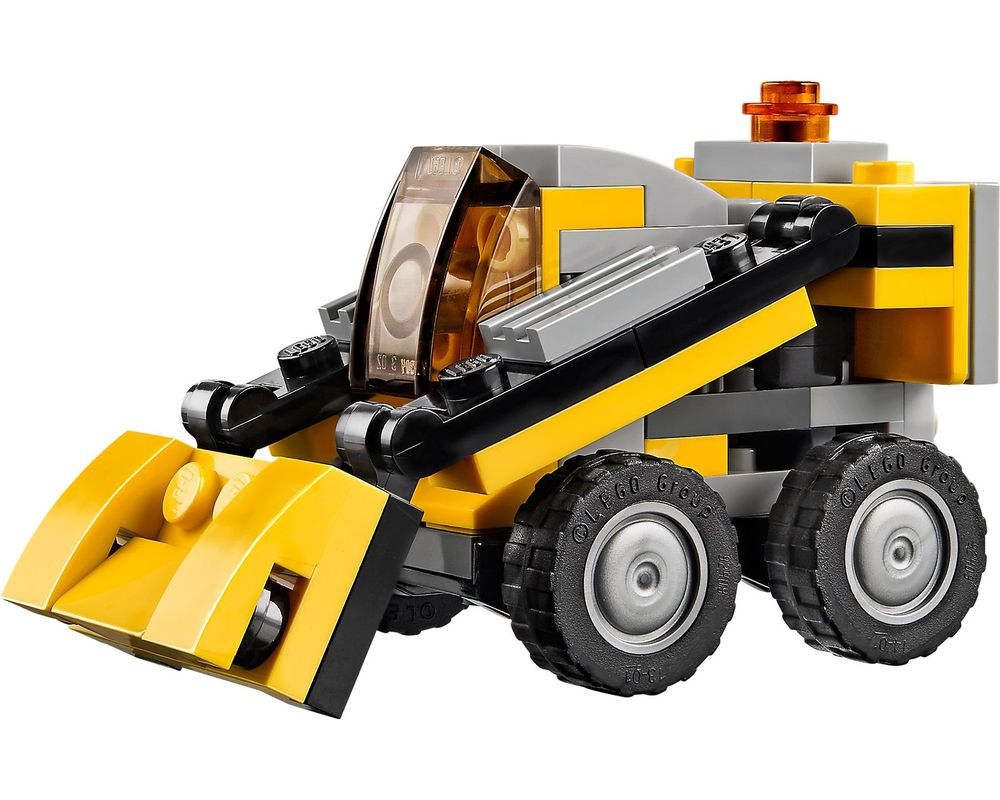 LEGO Set 31014-1 Power Digger