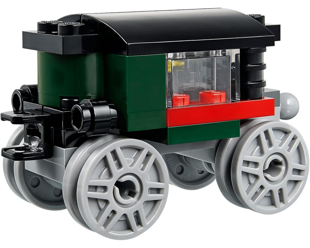 LEGO Set 31015-1 Emerald Express