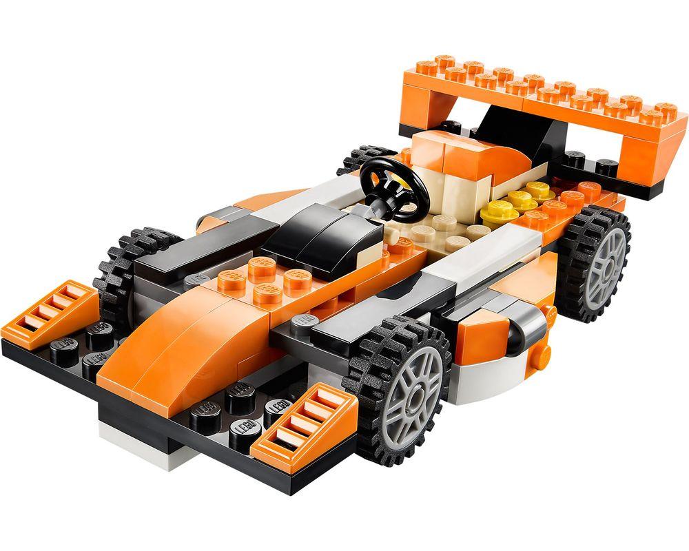 LEGO Set 31017-1 Sunset Speeder