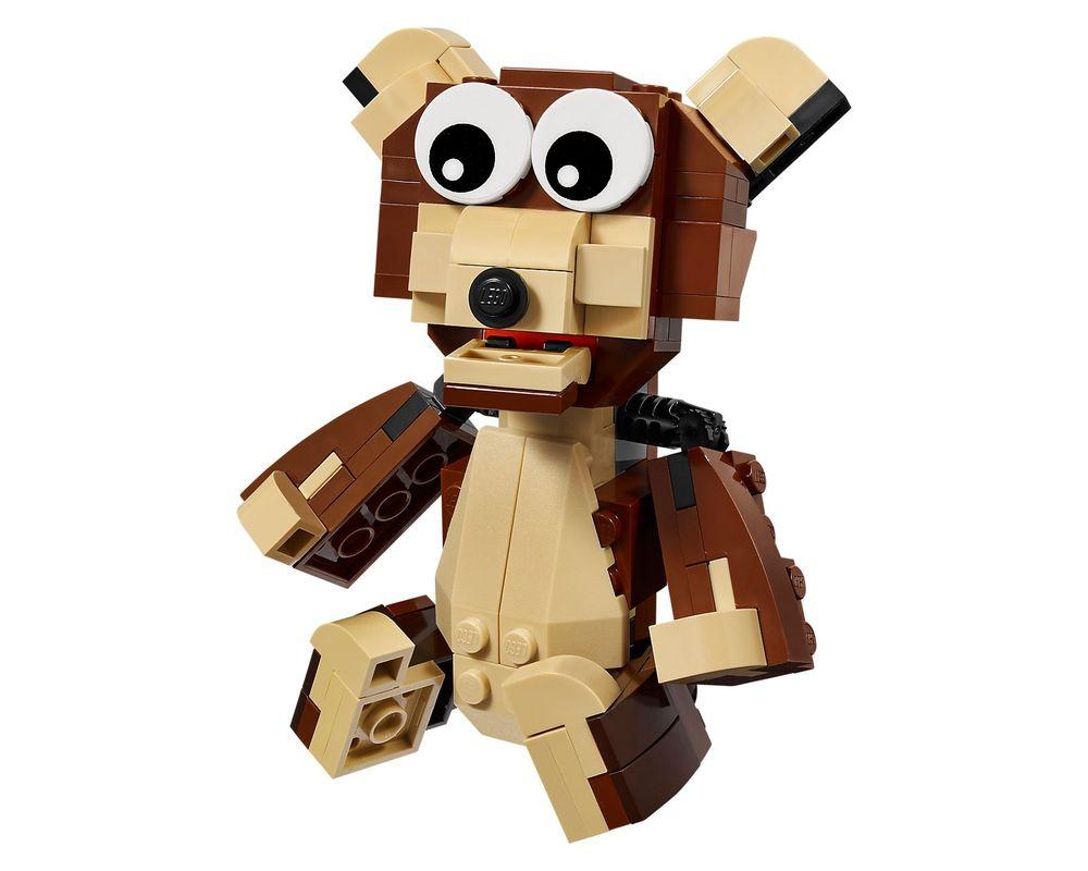 LEGO Set 31019-1 Forest Animals