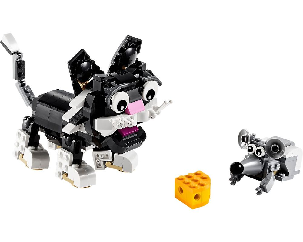 LEGO Set 31021-1 Furry Creatures