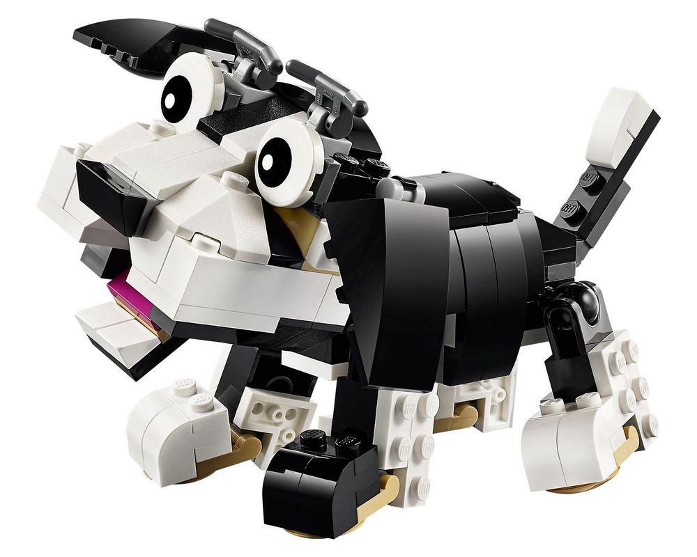LEGO Set 31021-1 Furry Creatures