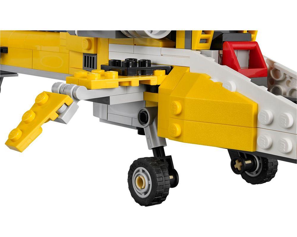 LEGO Set 31023-1 Yellow Racers