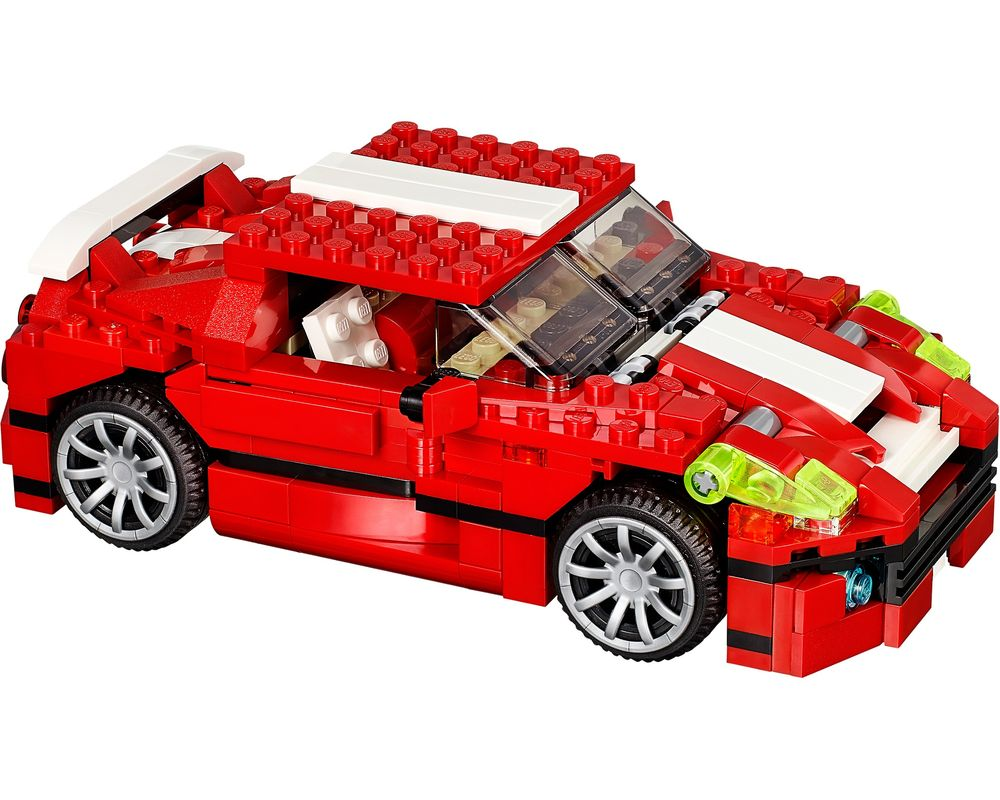 LEGO Set 31024-1 Roaring Power (LEGO - Model)