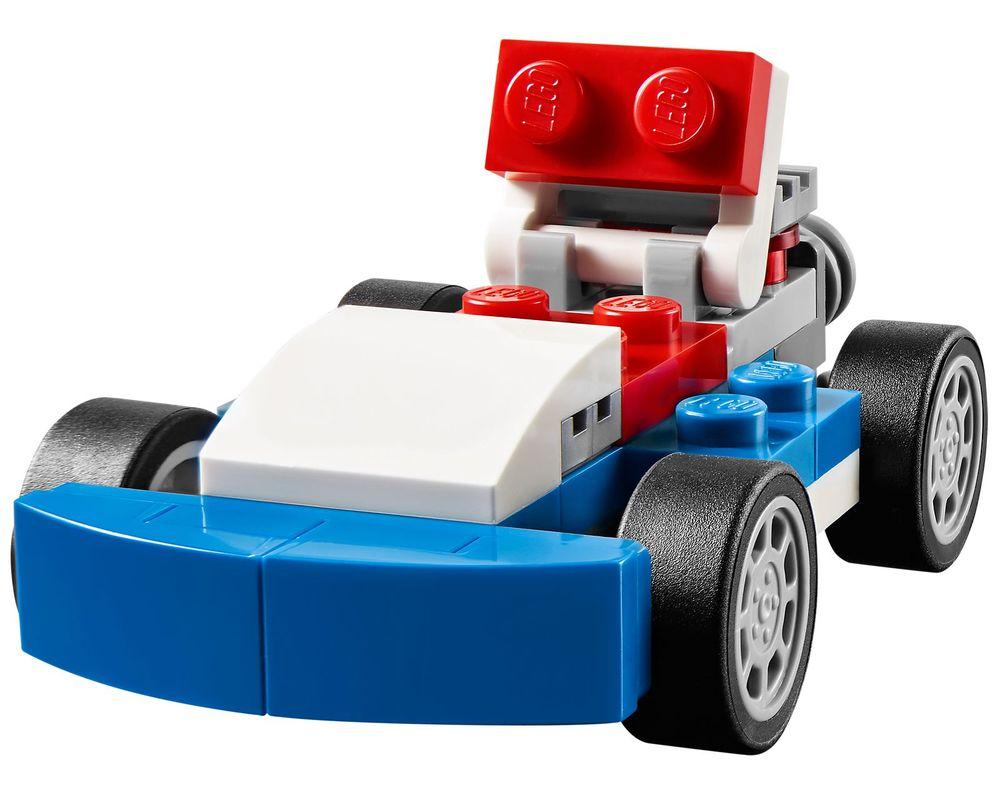 LEGO Set 31027-1 Blue Racer