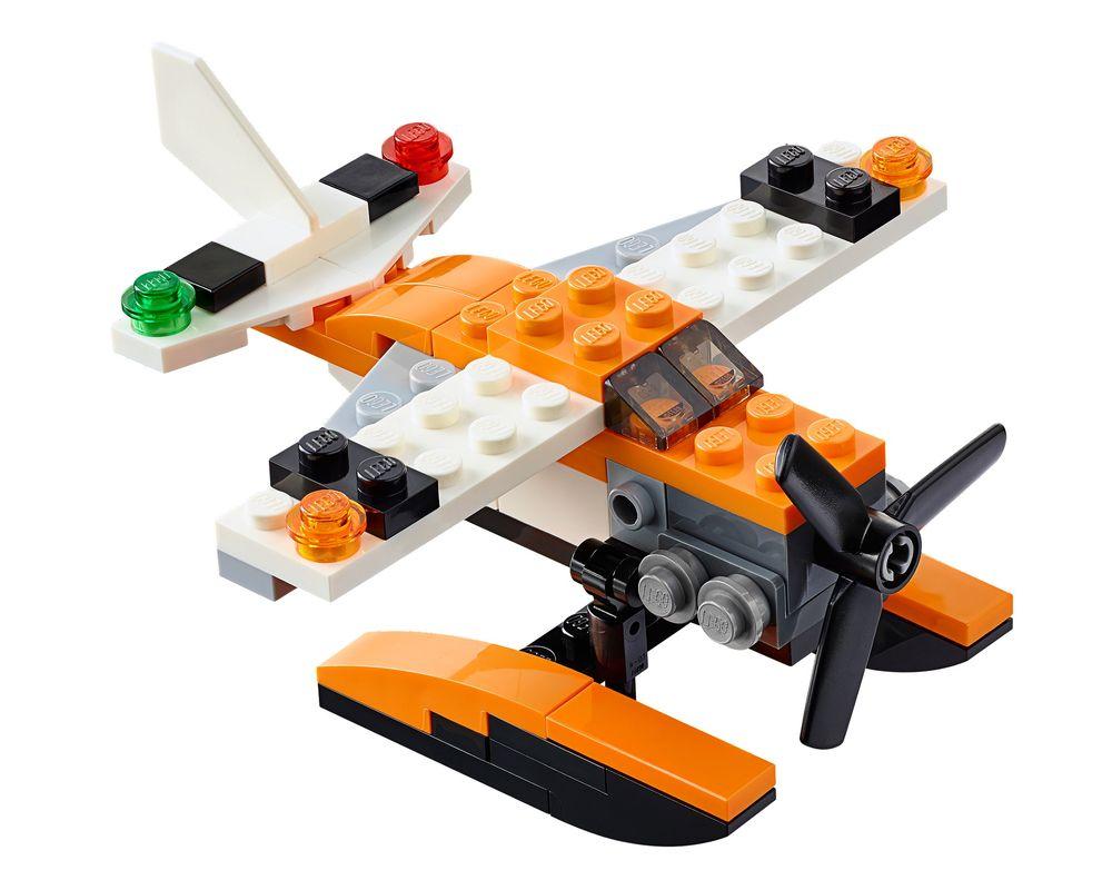 LEGO Set 31028-1 Sea Plane (Model - A-Model)