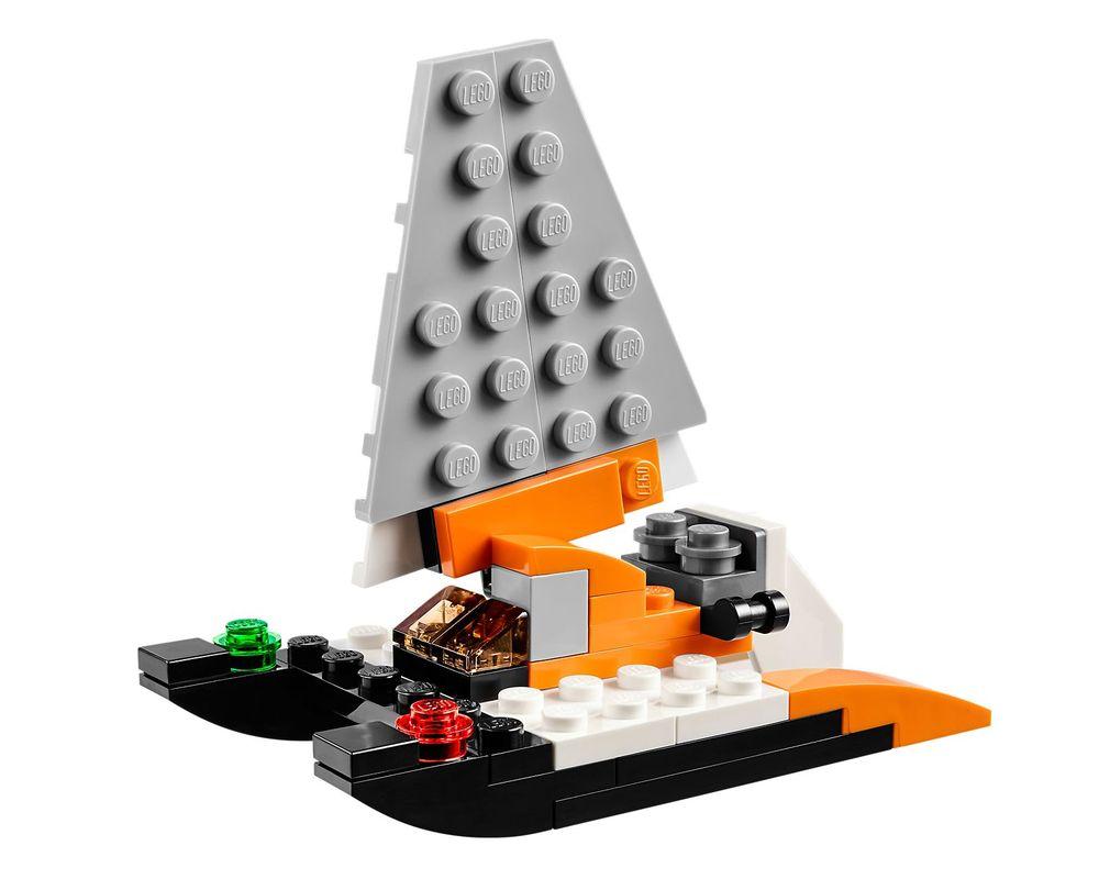 LEGO Set 31028-1 Sea Plane