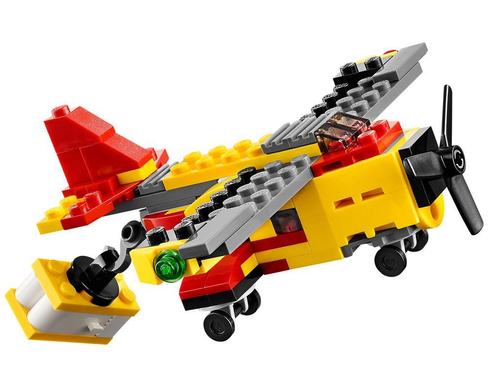 LEGO Set 31029-1 Cargo Heli