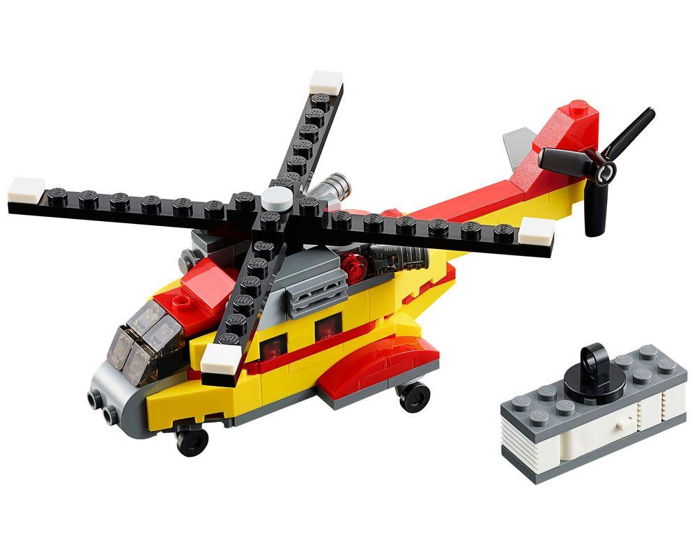 LEGO Set 31029-1 Cargo Heli (Model - A-Model)