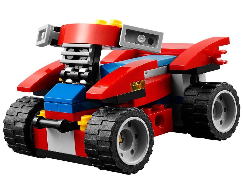 LEGO Set 31030-1 Red Go-Kart