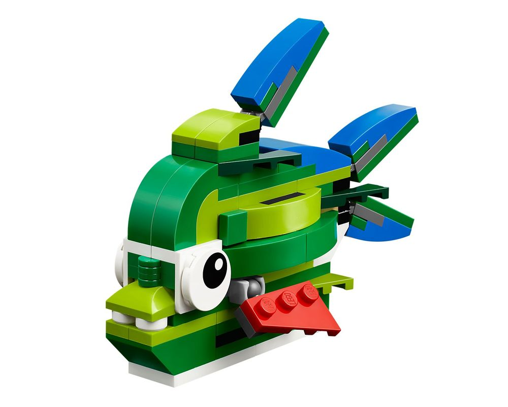 LEGO Set 31031-1 Rainforest Animals