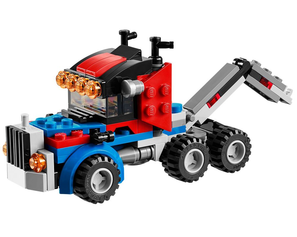 LEGO Set 31033-1 Vehicle Transporter