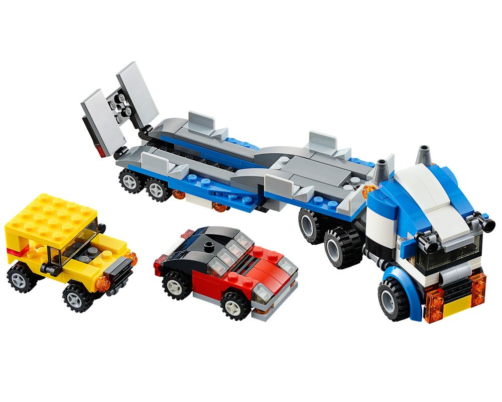 LEGO Set 31033-1 Vehicle Transporter (Model - A-Model)