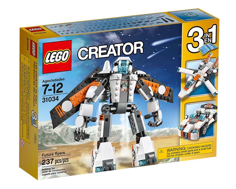 LEGO Set 31034-1 Future Flyer