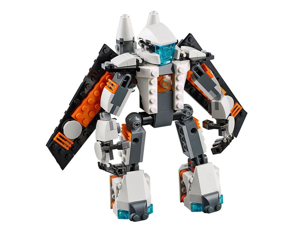 LEGO Set 31034-1 Future Flyer (Model - A-Model)
