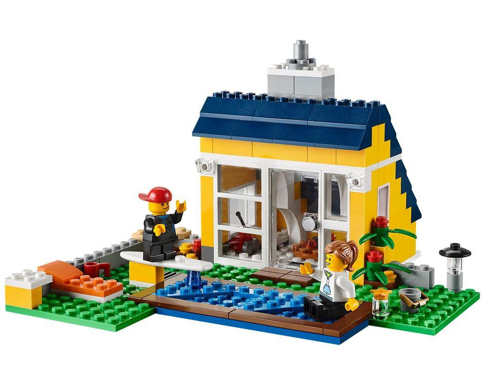 LEGO Set 31035-1 Beach Hut