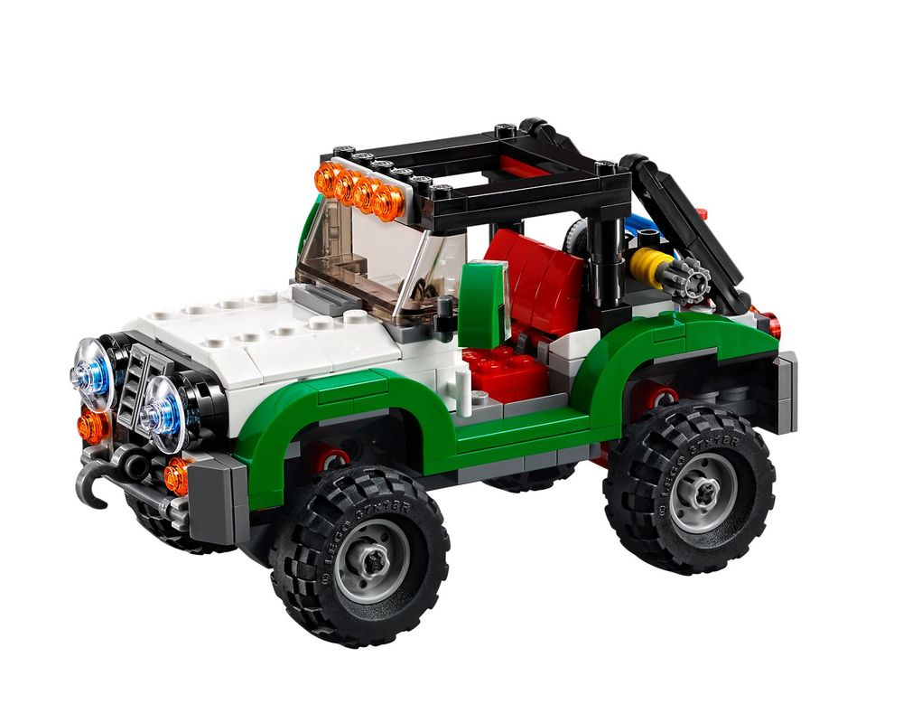 LEGO Set 31037-1 Adventure Vehicles
