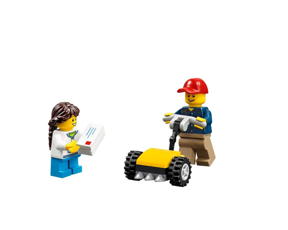 LEGO Set 31038-1 Changing Seasons