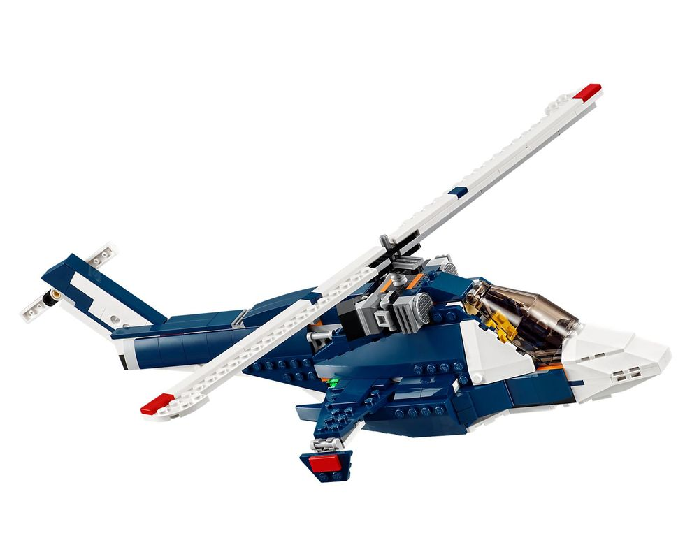 LEGO Set 31039-1 Blue Power Jet