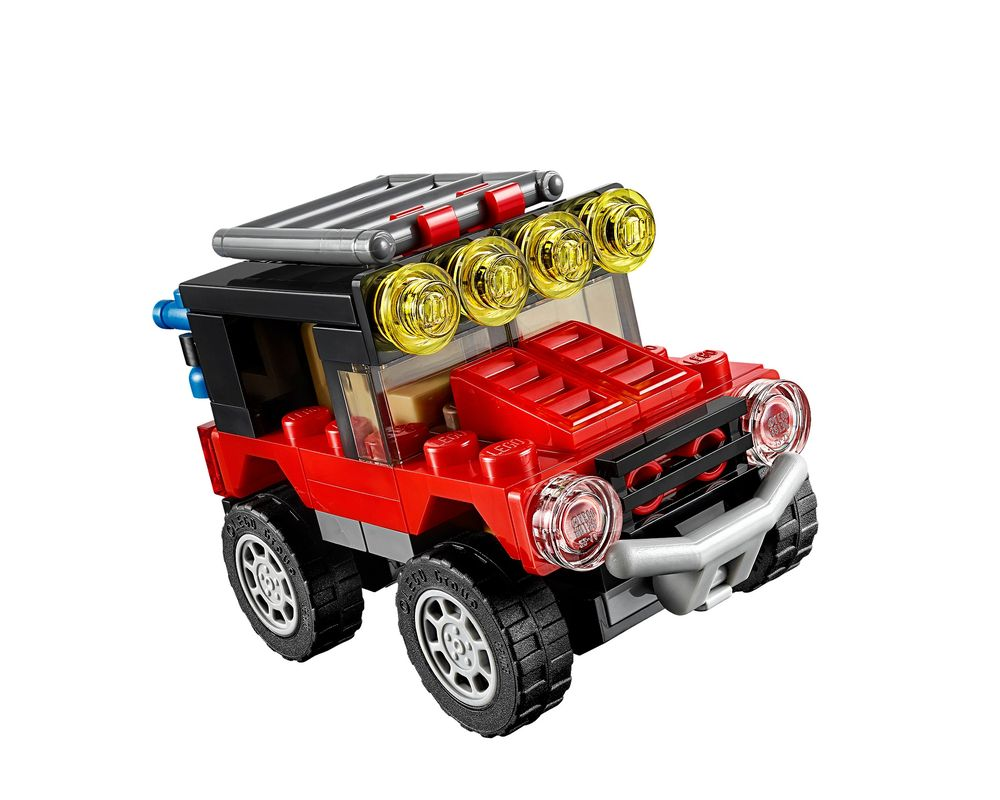 LEGO Set 31040-1 Desert Racers (Model - A-Model)
