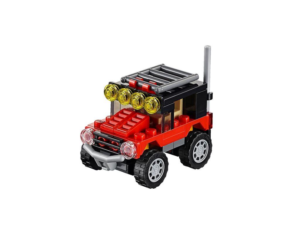 LEGO Set 31040-1 Desert Racers
