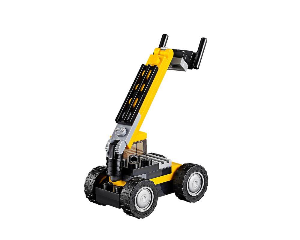 LEGO Set 31041-1 Construction Vehicles