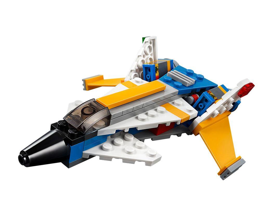LEGO Set 31042-1 Super Soarer
