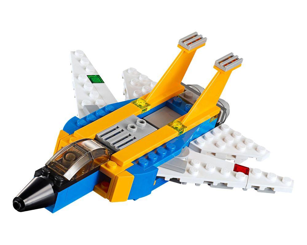 LEGO Set 31042-1 Super Soarer (LEGO - Model)