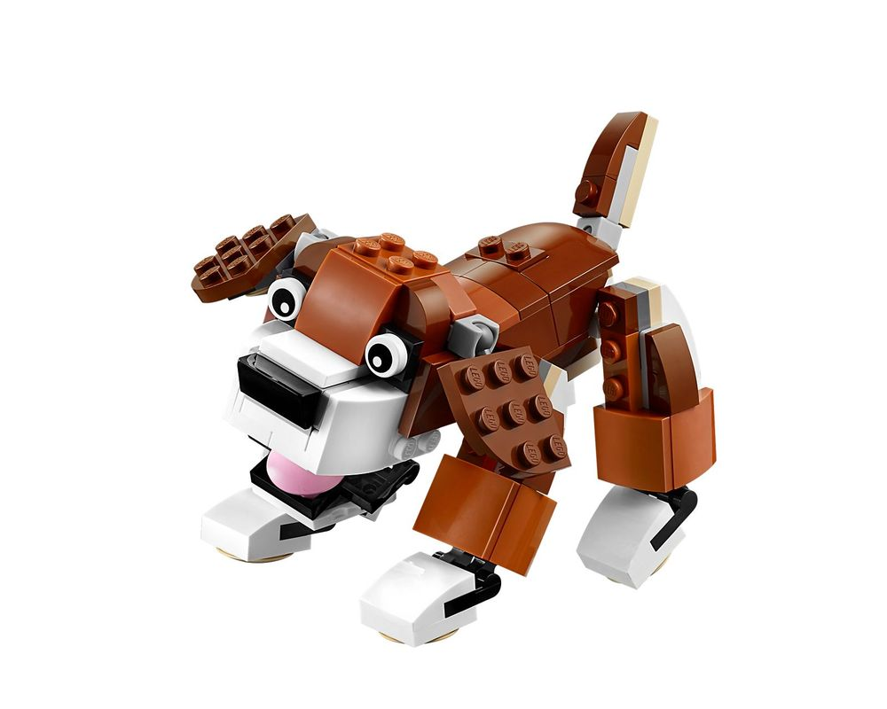 LEGO Set 31044-1 Park Animals