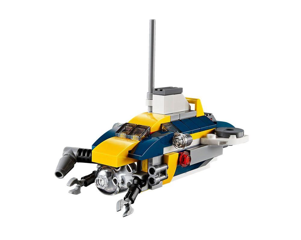 LEGO Set 31045-1 Ocean Explorer