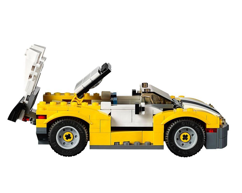LEGO Set 31046-1 Fast Car