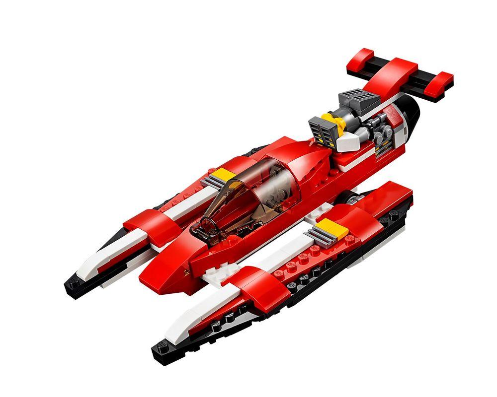 LEGO Set 31047-1 Propeller Plane