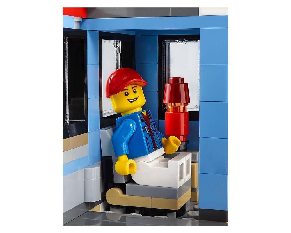 LEGO Set 31050-1 Corner Deli