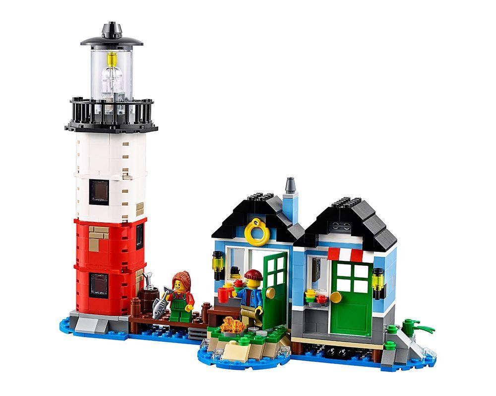 LEGO Set 31051-1 Lighthouse Point