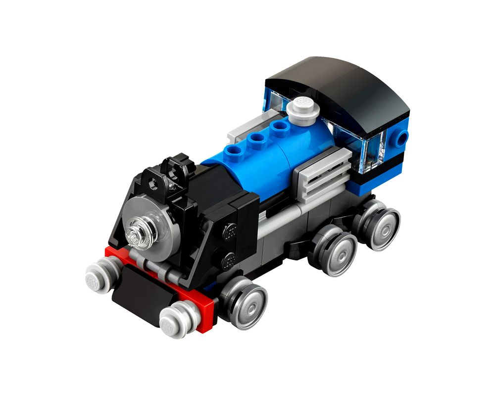 LEGO Set 31054-1 Blue Express (LEGO - Model)